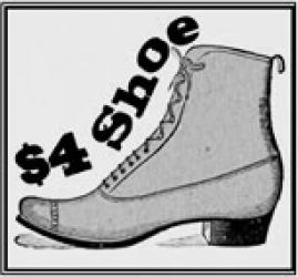 $4 Shoe